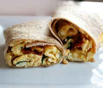 Whole Wheat Burrito